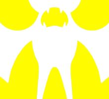 Zubatman (Color) Sticker