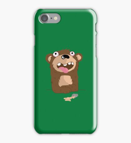 Drunk Bear iPhone Case/Skin