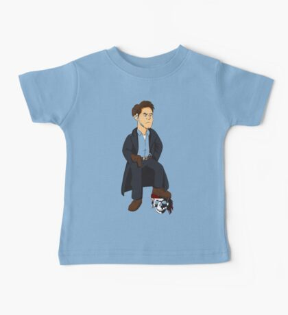 The Real Captain Jack Baby Tee