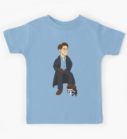 The Real Captain Jack Kids Tee