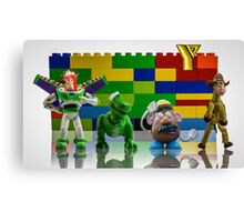 The Village Toys Canvas Print