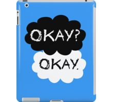 Okay? Okay. Tfios Shirt iPad Case/Skin