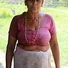 Nepali Mother by Jamie Mitchell