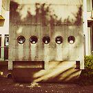 Concrete Monster #1 by Alessio Michelini