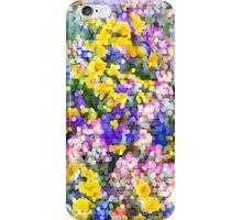 Wildflowers iPhone Case/Skin