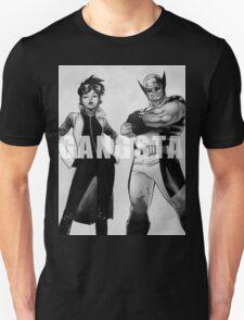 GANGSTA X-MEN (JUBILEE & WOLVERINE) Unisex T-Shirt
