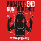 Project End Gun Violence (on color) by Sirkib