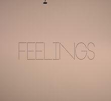 Feelings, in general. by Gabe Brison
