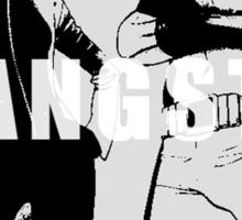 GANGSTA X-MEN (JUBILEE & WOLVERINE) Threshold  Sticker
