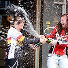 Champagne Celebration (Peebles Sprint Girl's Winner) by photobymdavey