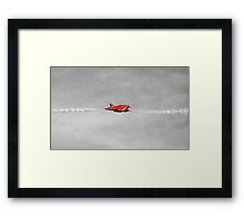 The Red Arrows Framed Print