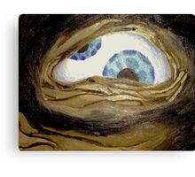 Evil Inside Canvas Print