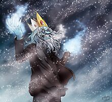 Rise of the Ice King by Bethany Sellers