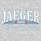Jaeger Crew - Gipsy Danger by Konoko479