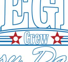 Jaeger Crew - Gipsy Danger Sticker