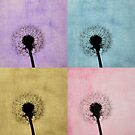the dandelion by beverlylefevre