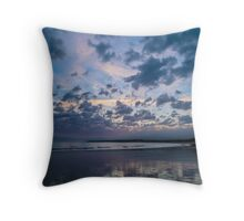 Caught Out! Throw Pillow
