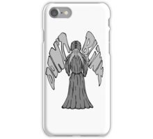 Don't Blink Weeping Angel iPhone Case/Skin