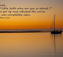 matthew 8:26 by tonysphotospot