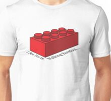 Lego....of DOOOOM! Unisex T-Shirt