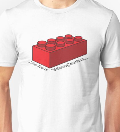 Lego....of DOOOOM! Unisex T-Shirt