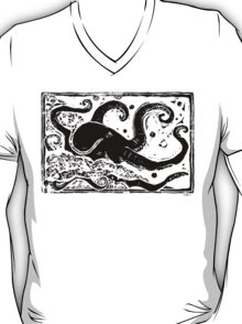 ShinyMetalThing - OctoCut T-Shirt