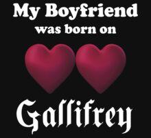 My Boyfriend was Born on Gallifrey by Rhylies