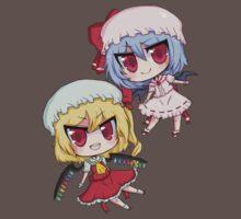 Scarlet Sisters by B4CKBONE