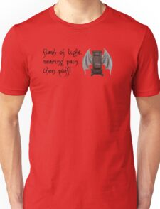 Think Furnace With Wings Unisex T-Shirt