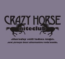 Crazy Horse by GritFX