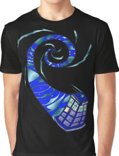 Timey Wimey Wibbly Wobbly Graphic T-Shirt