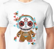 Te Amo, Said the Sugar Skull Unisex T-Shirt