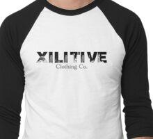 Xilitive Logo (For Light Shirts) Men's Baseball ¾ T-Shirt