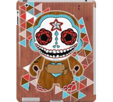 Te Amo, Said the Sugar Skull iPad Case/Skin