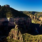 Salt River Canyon, Arizona by Marvin Collins