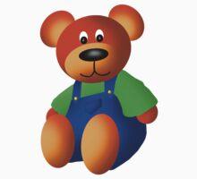 Teddy Bear Baby Tee