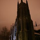 Dark Church by distilledminds
