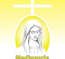 Medjugorje Our Lady Mother Mary by ozoart