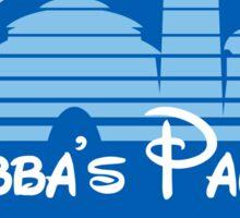 Jabba's Palace Sticker