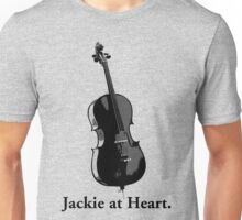 Jackie At Heart Unisex T-Shirt