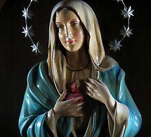 Our Lady of Tears by fajjenzu