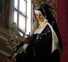 Saint Rita by fajjenzu
