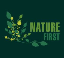 Nature First by GritFX