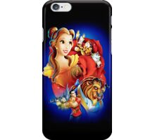 Beauty and The Beast True Love iPhone Case/Skin