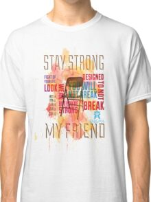 Enigma- be strong as a chair Classic T-Shirt