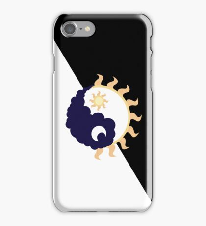 The battle of canterlot iPhone Case/Skin