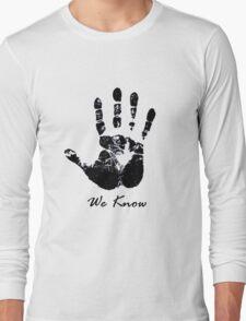 The Dark Hand Long Sleeve T-Shirt