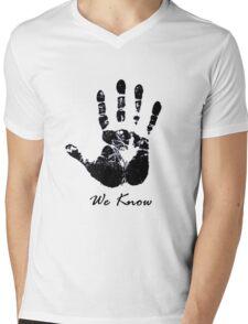 The Dark Hand Mens V-Neck T-Shirt