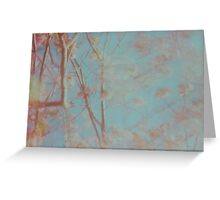 #blossom Greeting Card