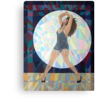 Prismatic Tina Turner Canvas Print